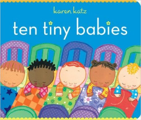ten tiny babies inclusive books for toddlers