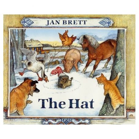 ... Time Activity And Craft For The Hat By Jan Brett - 455x455 - jpeg