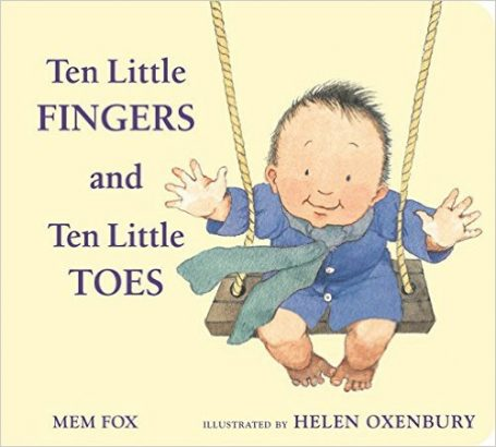 tn little fingers ten little toes inclusive books for toddlers