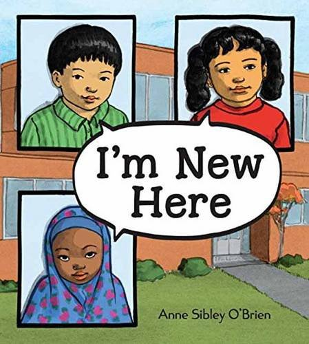 books for children about refugees and muslim characters