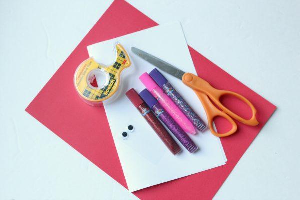 love bug craft for preschool