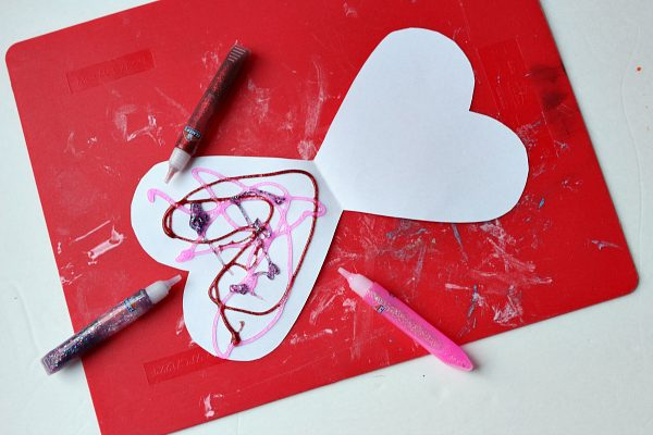 love bug craft for valentine's day party