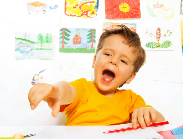 managing disruptive behavior at preschool screaming