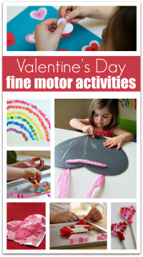 fine motor activities for preschool