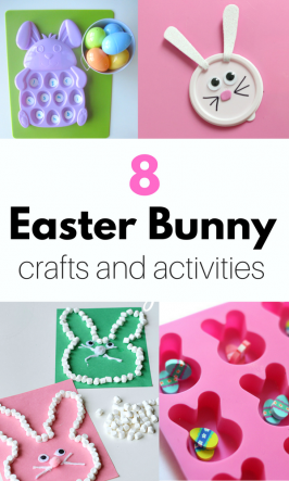Easter Bunny Crafts and Activities