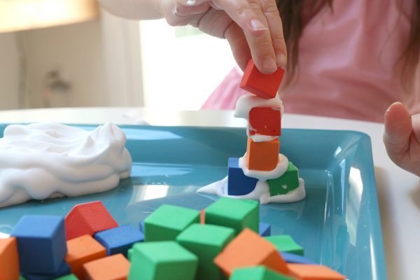 STEM activity for preschool