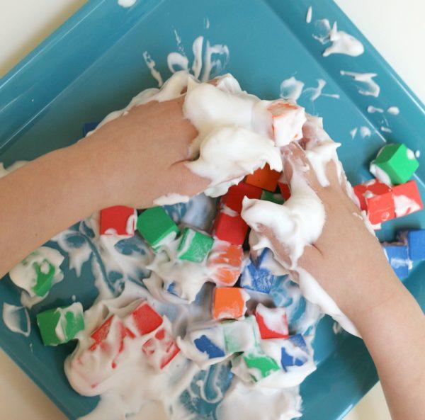 preschool STEM activity