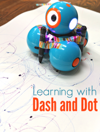 learning with dash and dot