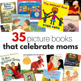 mother's day books for preschool