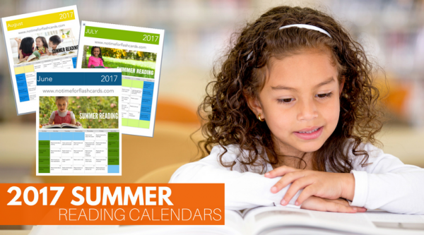 FACEBOOK SUMMER READING CALENDARS