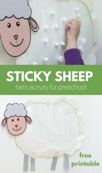 STICKY SHEEP