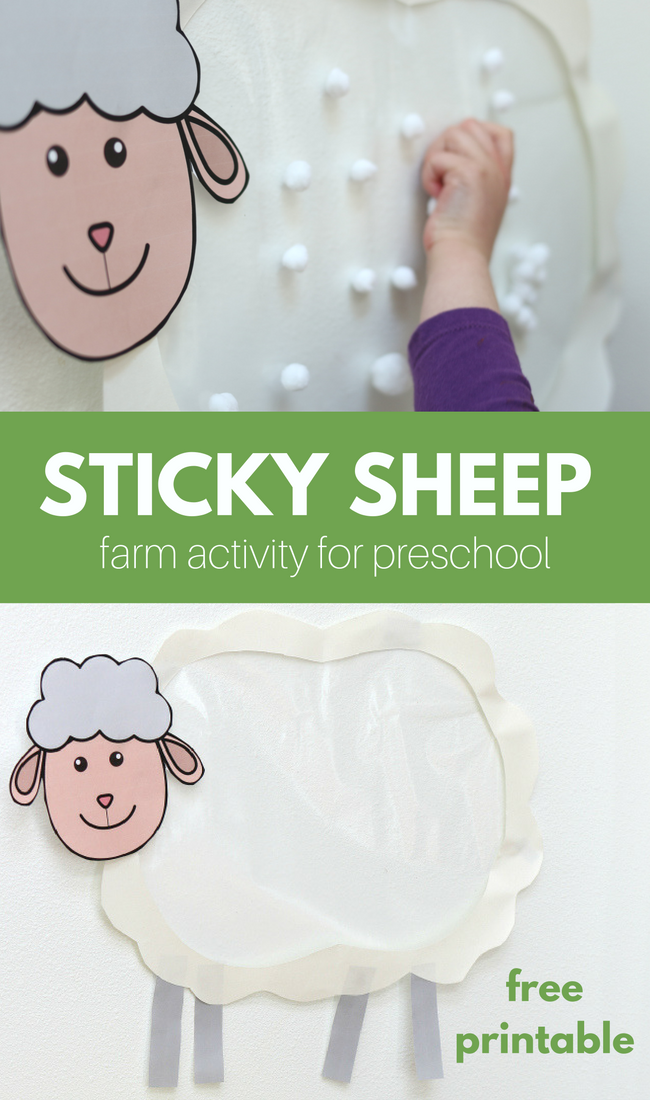 STICKY SHEEP