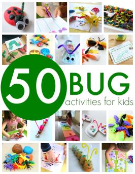 50 Bug Activities