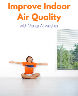 Improve Indoor Air Quality With Venta