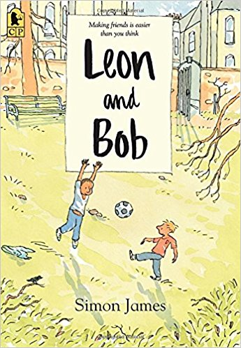 leon and bob diverse books about dad