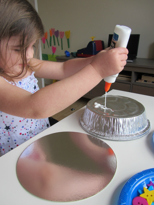space craft for toddlers