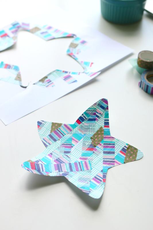 starfish craft for children