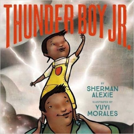 thunder boy diverse books about dad