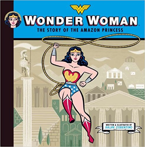 wonder woman books #5