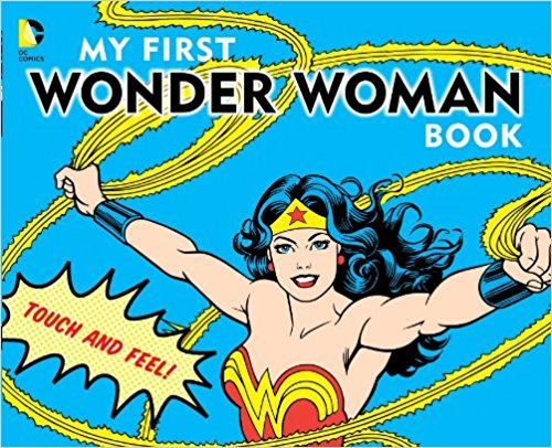 Children S Book Covers Alan Powers : Wonder woman books for little girls boys no time
