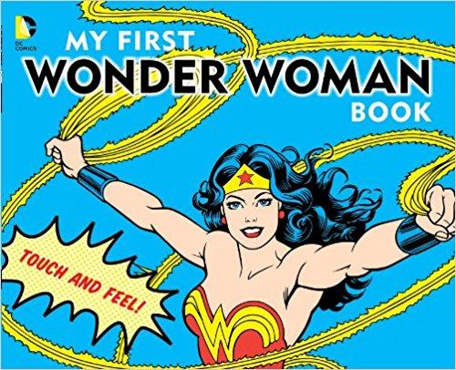 wonder woman books for kids 1