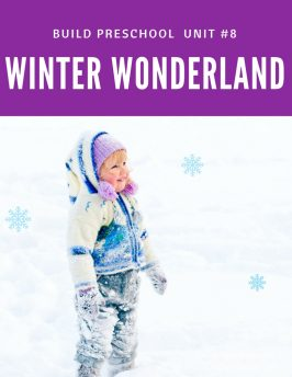 BUild Preschool - Winter Wonderland Unit #8 13