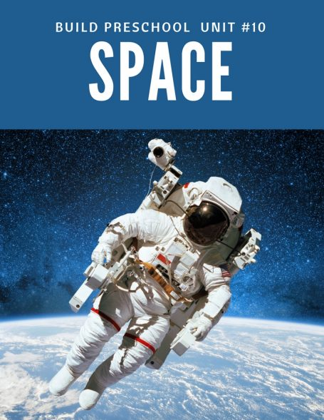 Space Theme Activities for Preschool - No Time For Flash Cards