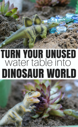 Water Table Dinosaur World