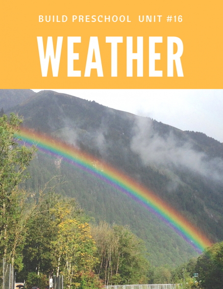 Weather Activities for Preschool - Free Printable! - No Time