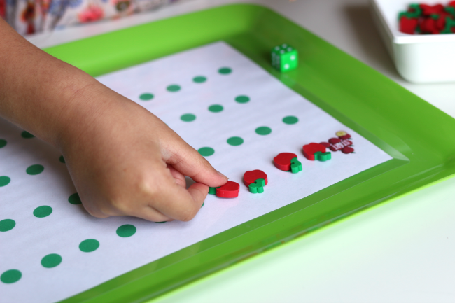 preschool math game free printable no time for flash cards