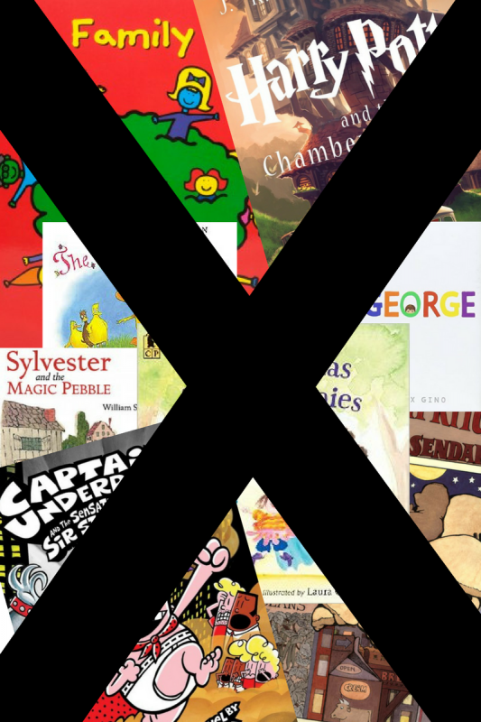 banned books for kids