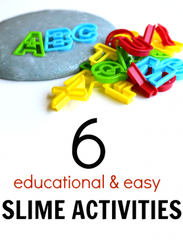 Educational & Easy Slime Activities