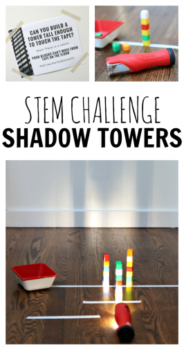 After School STEM Challenge – Shadow Towers