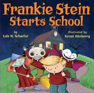 frankie stein halloween book
