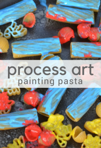 process art for preschool