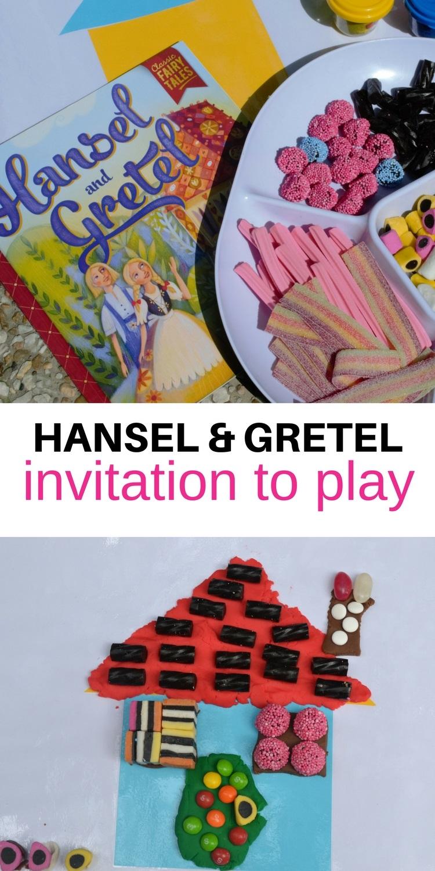 Hansel & Gretel pinterest image