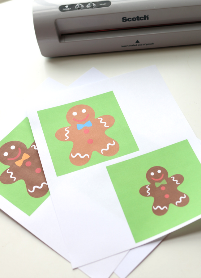 gingerbread symmetry puzzles free printable (2)