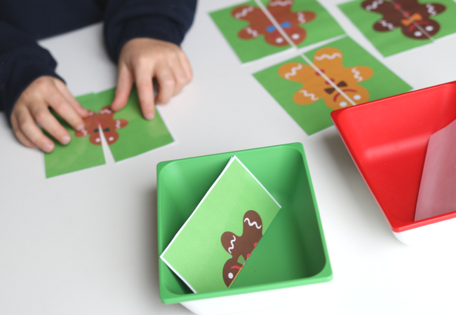 gingerbread christmas activities for toddlers