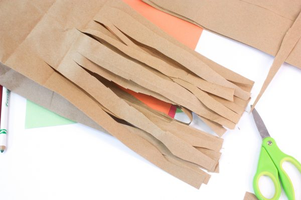 paper bag gratitude tree 6
