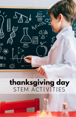 Thanksgiving STEM with Rosie Research