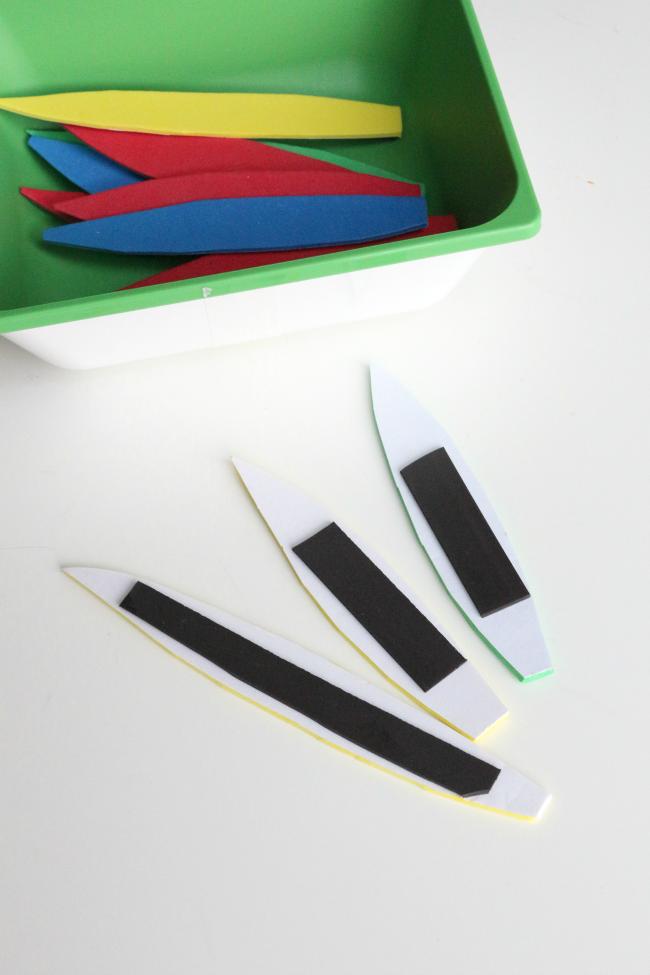 turkey feather math game
