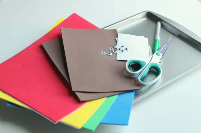 make your own classroom materials for PreK