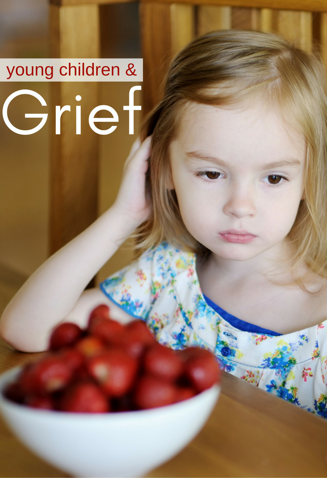 young children and grief