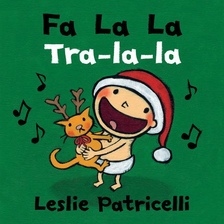 Christmas board books Fa la la cover