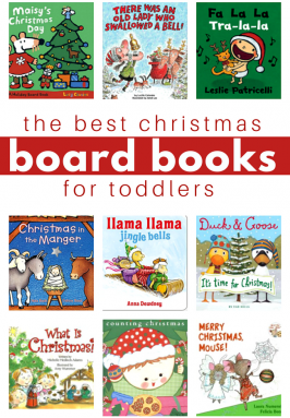 The Best Christmas Board Books