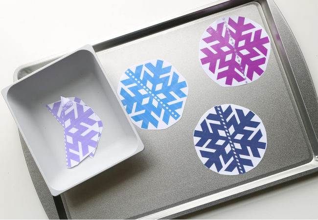 snowflake activities for preschool