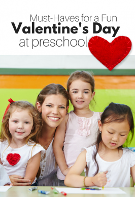 Must Haves for Valentine's Day At Preschool