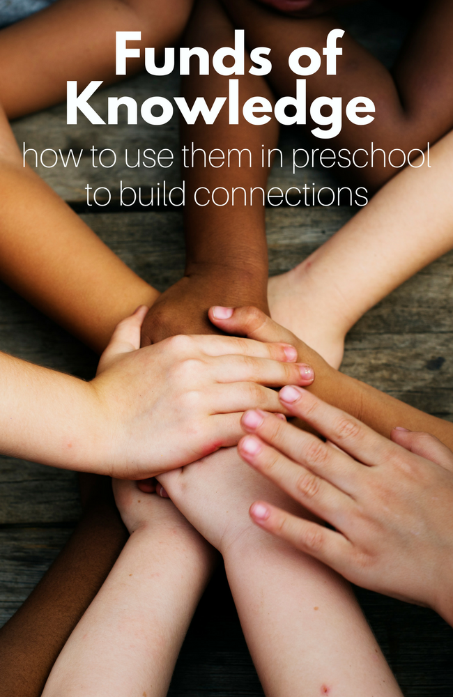 funds of knowledge in preschool