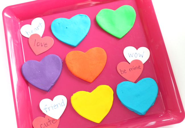 valentine's day literacy activity stamping hearts (4)