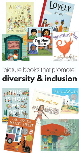 Picture Books That Promote Diversity and Inclusion